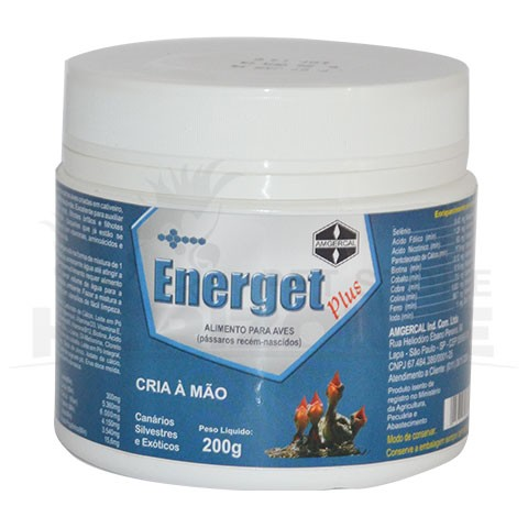 Energet Plus - 200g   AMGERCAL