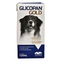 Glicopan Gold 125 ml   VETNIL