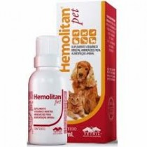 Hemolitan Pet - 60 ml   VETNIL