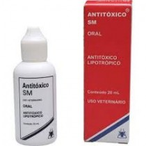 Antitóxico Sm Oral 20ml